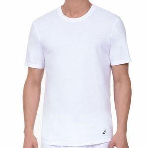 Nautica crew neck tshirts
